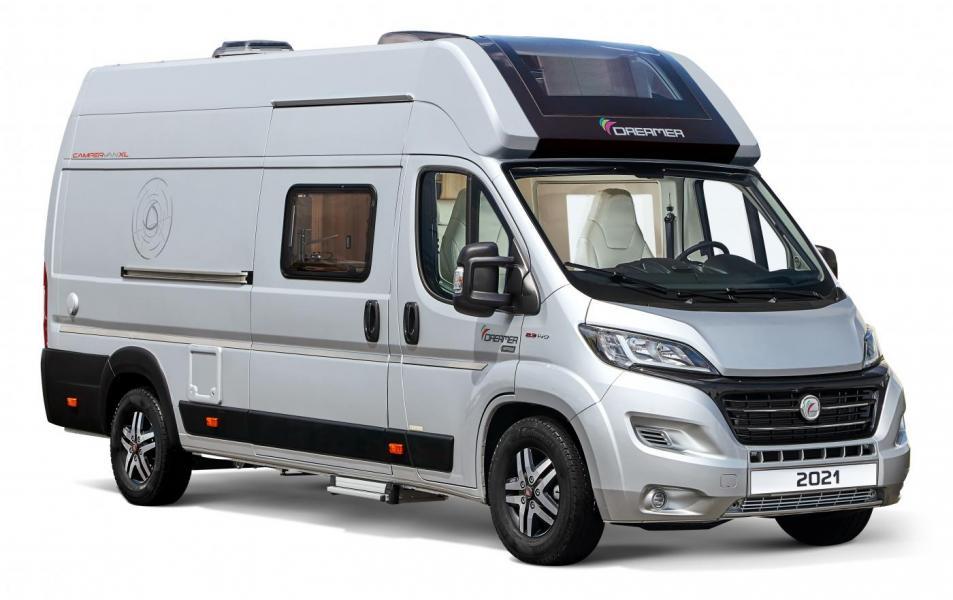 Camper Van XL Limited 2021 Automatic