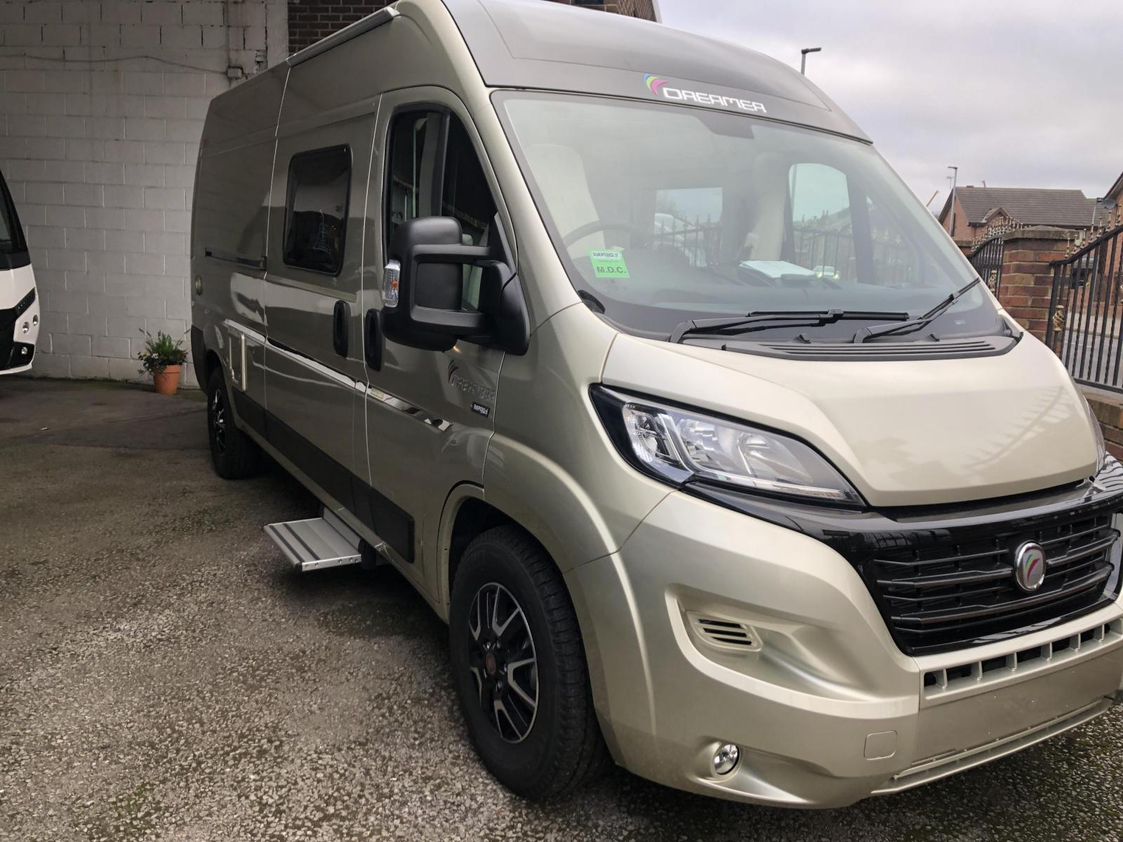 Dreamer D55 Limited Select.