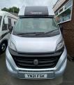 Camper Van XL 2021 One Owner